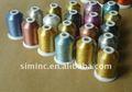 Popolare di alta qualità filo metallico come filo da ricamo/filo o tessitura dei filati per maglieria