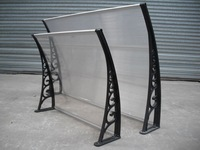 pc /polycarbonate awning/canopy