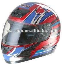 HUADUN Full Face Motorcycle Helmet cheap helmet keep warm helmet HD-03B