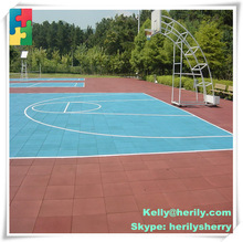 Hot sales outdoor basketball flooring