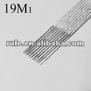 professional sterilized tattoo needle 19M1 series