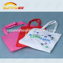 Cheap foldable Non-woven shopping bags