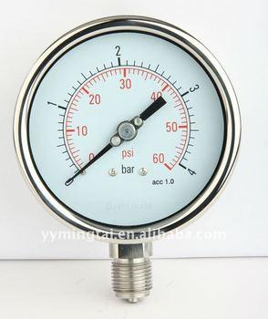 Dry Bourdon Tube Pressure Gage