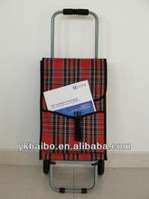 mini portable folding shopping cart