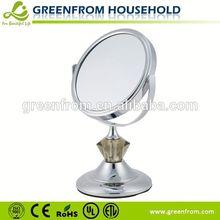 Double sides fashion crystal mirror bathroom
