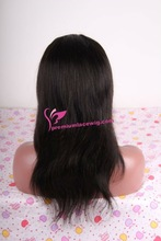 2012 super natural indian remy front lace wigs
