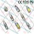 Süper kalite t10 led araba, W5W p13w araba led, HB3 H16 araba led ampul