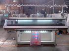 Three system fashion fully computerized sweater flat knitting machine