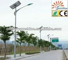 2012 HOT !! 60000hs CE made in China (pipa) led courtyard lamps solar light kits solar led street light