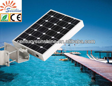 high power led solar shop yard lamp