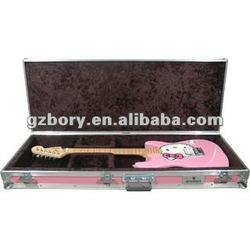China musical instrument cases/aluminum guitar case/instrument case