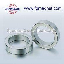 large radial ring neodymium magnet