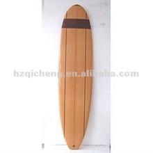 Epoxy Wooden Surfboards Long Board