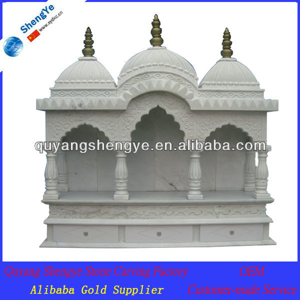 Best Hindu Small Temple Design Pictures For Home Photos   Interior .