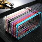 ultra thin slim full aluminum frame metal bumper case cover for iphone 5g 5s