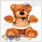 Factory custom lovely stuffed animal toy build bear