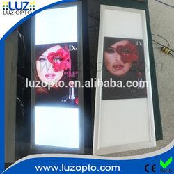 sign advertising lighted,poster light box,new advertising ideas