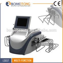 Multifunctional radiofrecuencia tripolar portable for face lifting