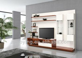 Modern Furniture Led Tv Wall Unit Fa13 Buy