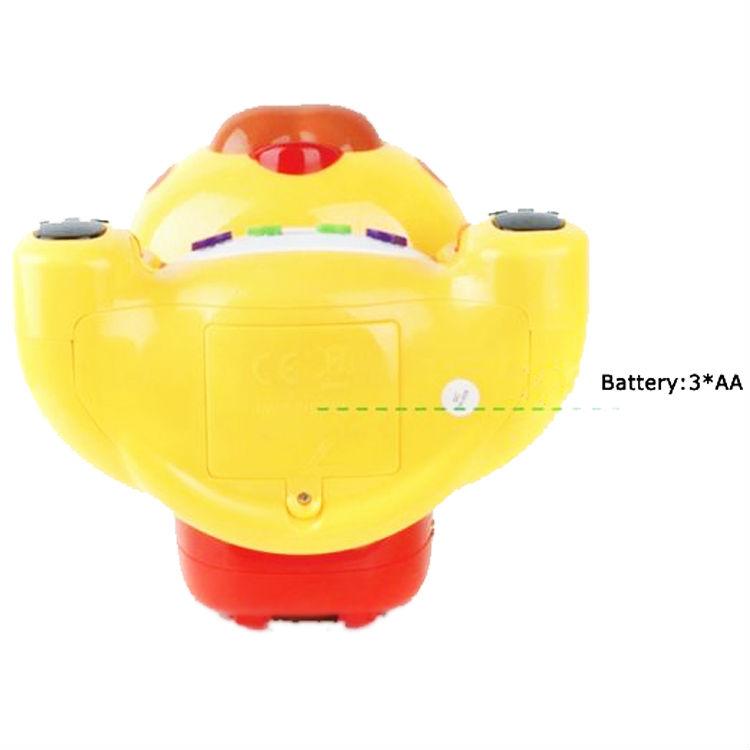 الدب الصغير القصة تقول الكهربائية لعب للأطفال