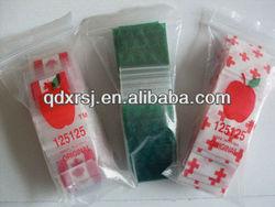 custom mini ziplock bags