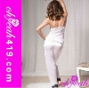 Hot translucent 4 pieces china sexy picture woman pajamas