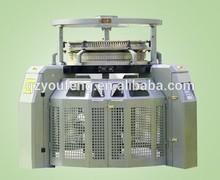 Knitting machine ,Circular knitting machine ,High speed Single jersey 4 tracks circular knitting machine with lycra ,