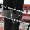 Hebei galvanized garden border fence/villa fence/home fence/double edge fence