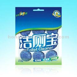 Bag packing Blue Rim toilet cleaner