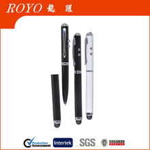 4 in 1 High sensitive touch pen/stylus pen manufacturer in china AB1038