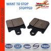 Comfortable motorcycle brake part disc brake