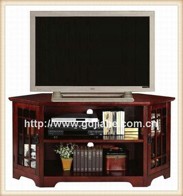 Salón de la esquina de colores soporte de la tv muebles para el hogar