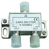 2-way tv splitter 5-1000MHZ(75Ohm)