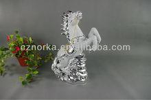 Gold 2012 ceramic horse craft fashion 10057