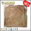 2015 Classic UV Lacquered Wood Parquet Flooring Tile