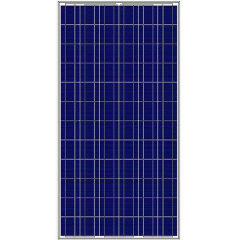 poly 156cells 72 pcs cells TUV 300w solar panel with tuv