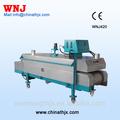Wnj-420 nueva inoxidable automática por resorte de acero templado horno