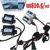 $10.5/set hot sale!!! H4, H7, H8, H11, 9005, 9006,9004, 9007, H13, Hid xenon kit,35w/55w fast bright xenon slim ballast hid kit