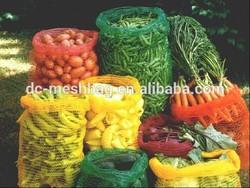 45x75, 50x80, 25x39 raschel mesh bags for vegetables