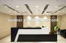 China manufacturer office furnture reception desk front desk for Reception Area