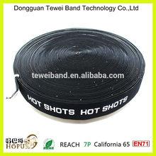 garment accessories nylon jacquard elastic tape