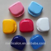 denture box false teeth container