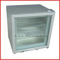 Mini-freezer, mostrar refrigerador e freezer, mini bar freezer