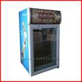 Counter top freezer, upright freezer mostrar, sorvete de refrigeração