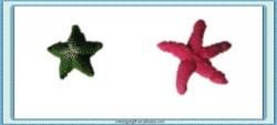 Starfish Shaped Fridge Magnet, Sublimation Fridge Magnet, For Fridge Magnet