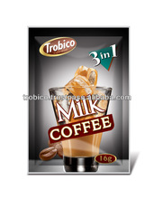Vietnam Instant Coffee in Bag packing