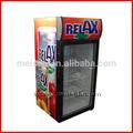 Sc80b refrigerado vitrine de exibição, table top display geladeira