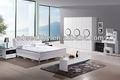 Alibaba exprimer foshan. meubles d'hôtel chambre/moderne, mdf chambre ensemble/élégant de couleur ivoire mdf chambre ensemble b012 fabriqués en chine