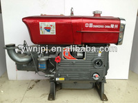 Air-cooled Direct Injection 4-stroke ZS1105 Diesel Engine