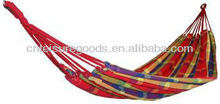 200*100cm thicken cotton camping hammock